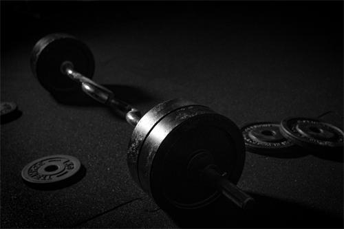 Bicepsträningen med Z-stång